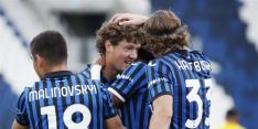 Ajax-opponent Atalanta blijft swingen mede door Lammers
