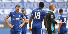 Leicester City krijgt na fraaie zege op City zelf forse tik van WHU