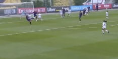 Video: Martens schrijft historie bij Barça met goal tegen Real
