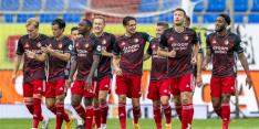 Feyenoord maakt sterke indruk en grijpt de koppositie