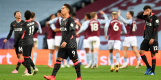 Krankzinnige voetbaldag compleet na blamage van Liverpool: 7-2