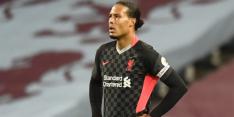 Van Dijk hard voor Liverpool, Alisson ontbreekt nog tegen Ajax