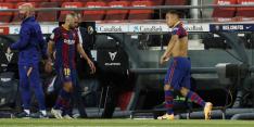 Alba door hamstringblessure vraagteken voor krakers met Barça