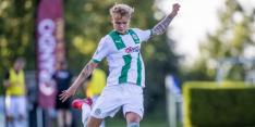 FC Groningen laat Strunck Jakobsen terugkeren naar Denemarken