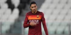 Smalling na tien jaar weg bij United, terugkeer bij AS Roma