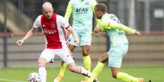 Ajax en AZ spelen gelijk, speeltijd Klaassen en Klaiber