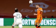 Oranje op rapport: Oranje scoort onvoldoende bij debuut De Boer