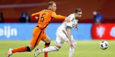 Blessure hindert Koopmeiners, die afvalt bij Nederlands elftal