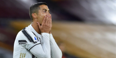 Juventus wacht coronatest Cristiano Ronaldo in spanning af