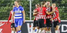 Opsteker vrouwenvoetbal: Eredivisie mag toch doorgaan