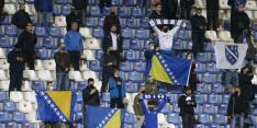 Geen leeg stadion bij debuut De Boer tegen Bosnië