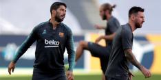 """Suárez: """"Ik denk dat ze me bij Messi weg wilden halen"""""""