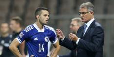 Gepijnigd Bosnië zou tevreden zijn met gelijkspel tegen Oranje