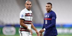 Nog geen Franse revanche op Portugal, zege Van 't Schip
