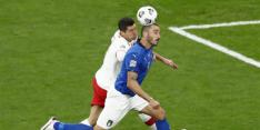 Mancini wijst naar dramatisch veld na puntenverlies Italië