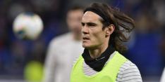 Cavani in quarantaine, United-debuut lonkt tegen oude club PSG