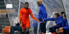 Boadu wegens 'disciplinaire redenen' niet in basiself Jong Oranje