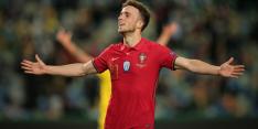 Ronaldo-loos Portugal maakt indruk, Frankrijk wint 'WK-finale'