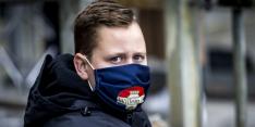 Na speler test ook staflid Willem II positief op coronavirus