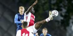 """Brobbey stelt Ajax-fans gerust: """"Die krabbel komt er wel"""""""