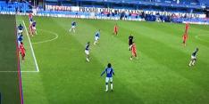 Verontwaardiging over dubieus afgekeurd Liverpool-doelpunt
