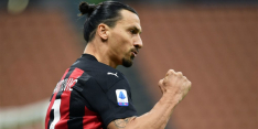 Ibrahimovic na quarantaine direct beslissend in Milanese derby
