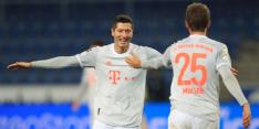 Tandem Lewandowski-Müller velt Arminia Bielefeld