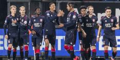 FC Twente grijpt koppositie na overtuigend optreden
