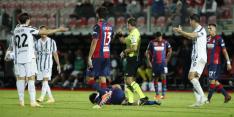 Negatieve hoofdrol voor debutant Chiesa bij puntverlies Juventus
