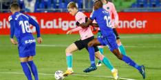 Koeman loopt eerste Barça-nederlaag op tegen Getafe