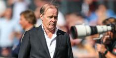 """Van Eijck: """"Vijf op 13.000 besmettingen in stadion, dat biedt hoop"""""""