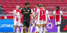 Efficiënt Ajax met goed gevoel en ruime zege richting Liverpool