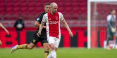Klaassen hoopt op Oranje-rentree, maar denkt nu alleen aan Ajax