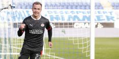 Götze keert tegen Olympiakos terug in de basiself van PSV