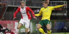 FC Emmen en Fortuna houden elkaar in evenwicht