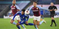 Aston Villa houdt perfecte score door rake knal van Barkley