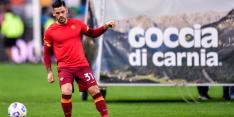 Video: AS Roma-aanvaller Perez schiet raak na geweldige solo