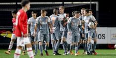Monsterzege FC Volendam, De Graafschap en Jong Ajax winnen