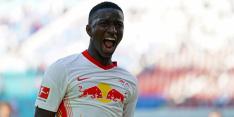 RB Leipzig-speler test kort voor Champions League-duel positief