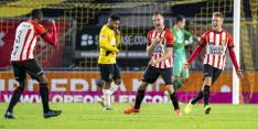 """Steijn luidt noodklok na 'competitievervalsing': """"Boos op KNVB"""""""