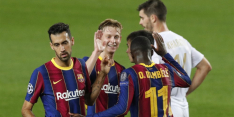 Spaanse media vol lof over De Jong, kritischer op Dest