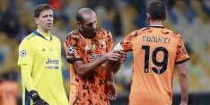 Juventus krijgt goed nieuws over blessure van Chiellini