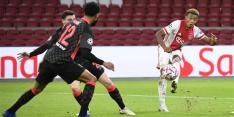 Ajax met Neres in de basis tegen Heracles, ook Labyad start