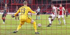 """Van Persie: """"Liverpool heeft geluk gehad tegen Ajax"""""""