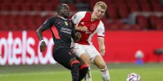 Ajax breekt contract Schuurs open en verlengt met drie jaar