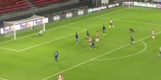Video: Götze schiet PSV op voorsprong met heerlijke streep