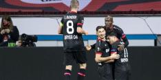 Bosz start met monsterwinst op Nice, zege Benfica