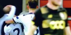 Video: Rangers-speler Roofe scoort vanaf eigen helft