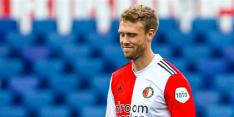 """Van Halst: """"Ik heb medelijden met Jørgensen én Feyenoord"""""""