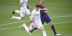Real Madrid te sterk voor Barça in eerste El Clásico van Koeman